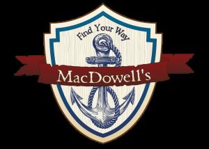 MacDowell's - Logo
