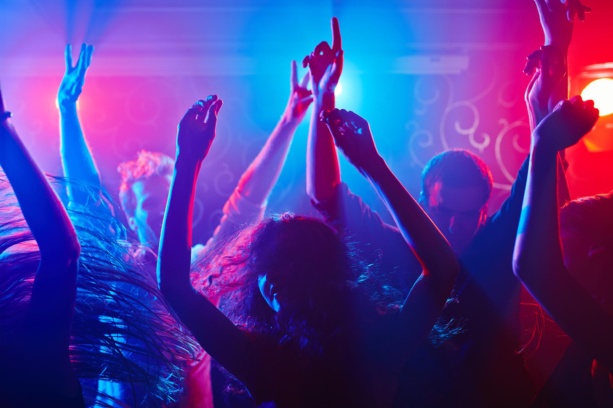 DJ Dance Party!! - MacDowell's