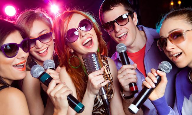 Karaoke Sunday!