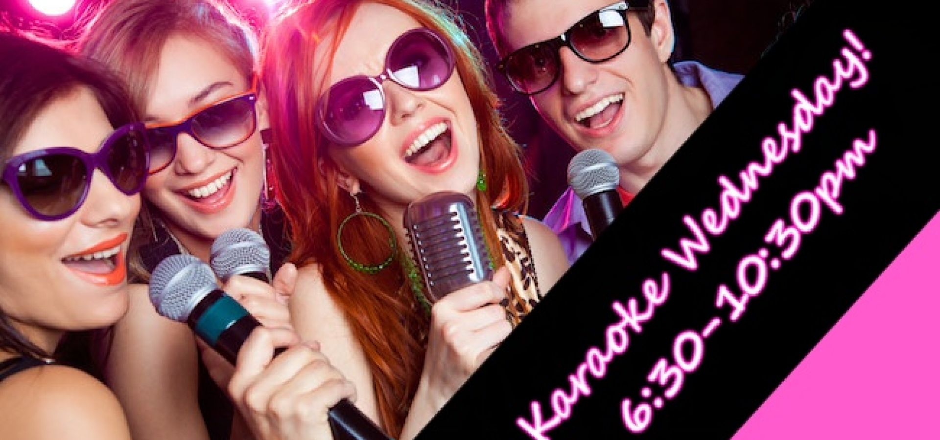 Karaoke Wednesday Graphic_Web Site Pic v3