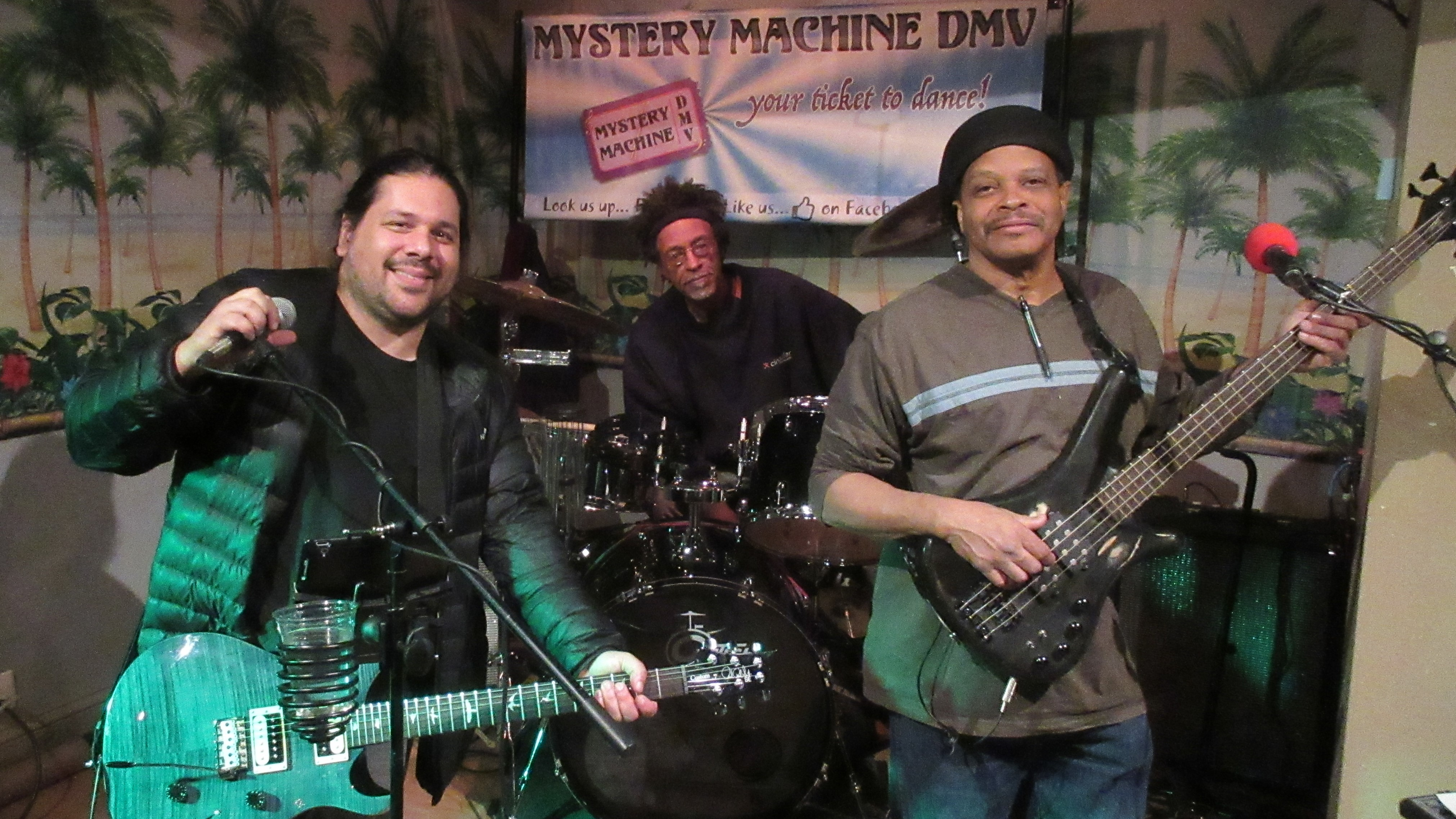 Friday Nite Funk: Mystery Machine Band