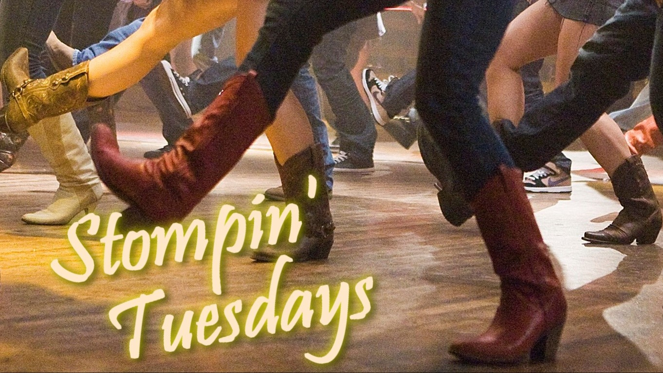 Stompin' Tuesday!