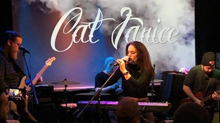 Live Music: Cat Janice Band