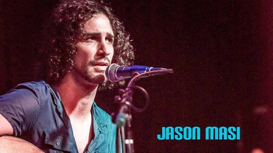 Live Music: Jason Masi