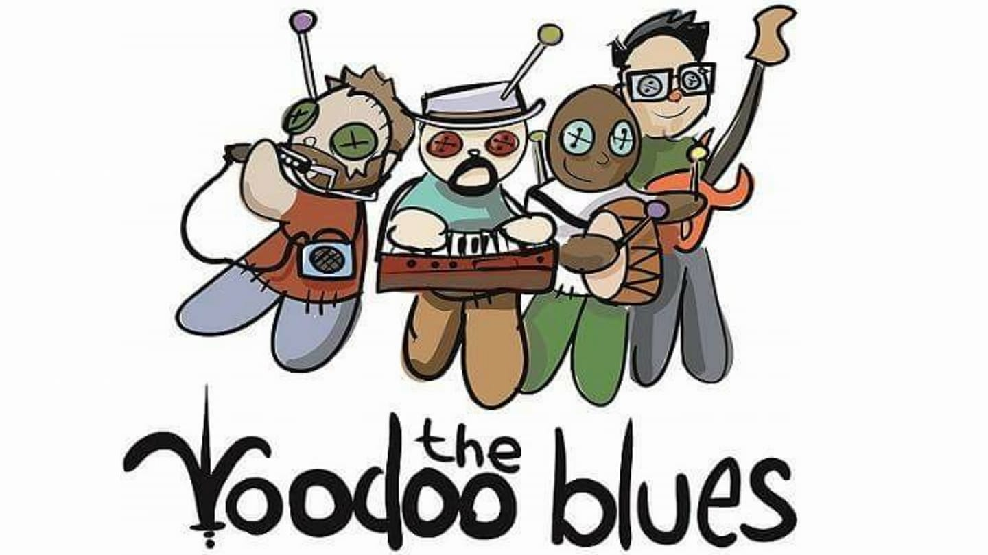 Live Music: The Voodoo Blues!