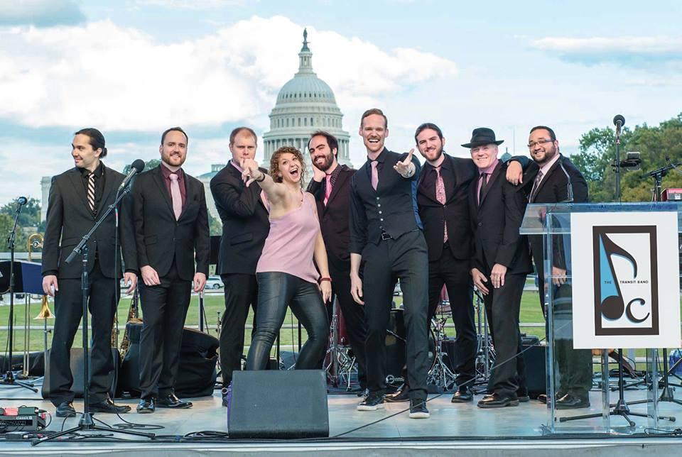 Live Music: The DC Transit Band