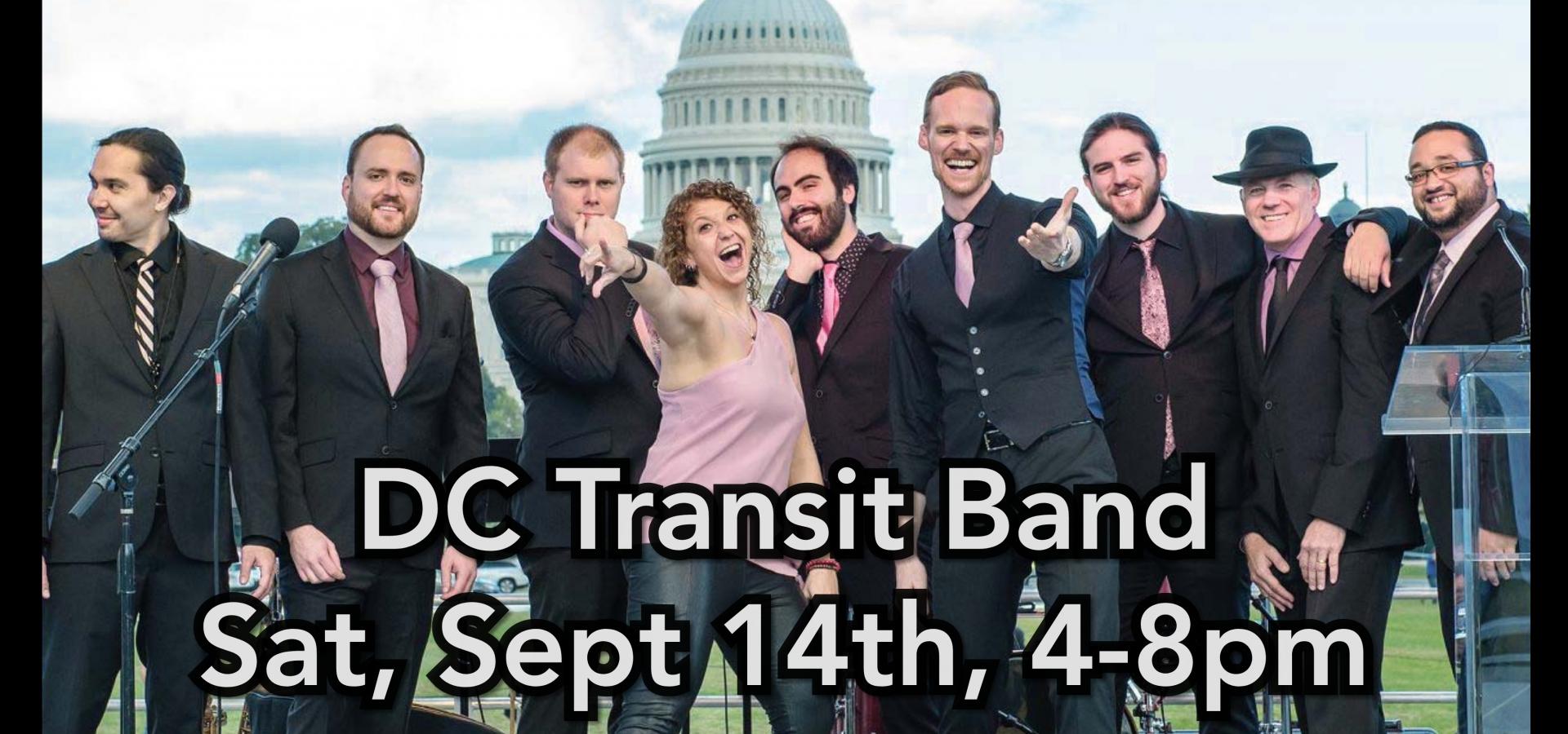 DC Transit Band Web Pic