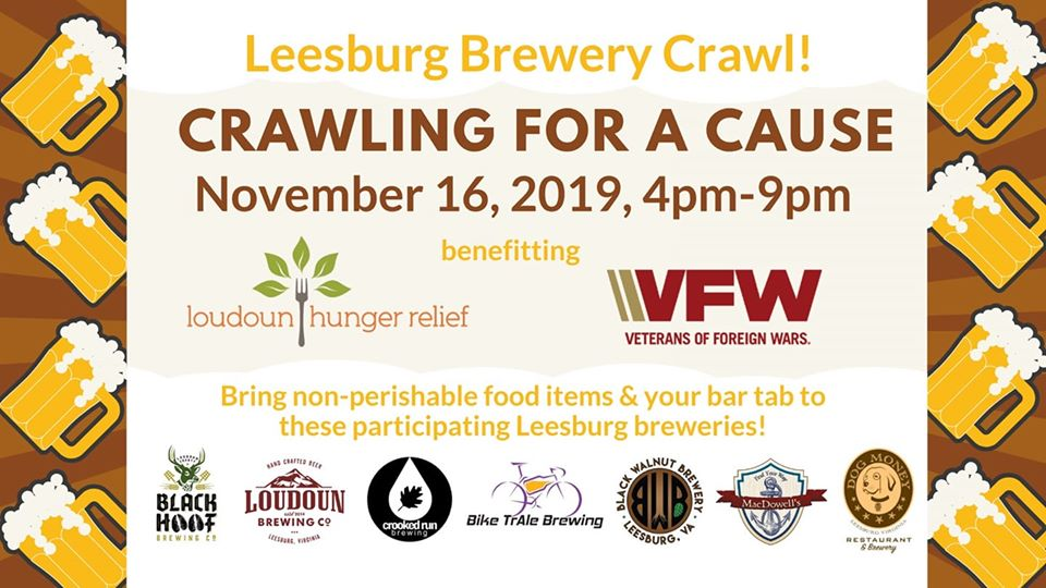 Crawling For A Cause!