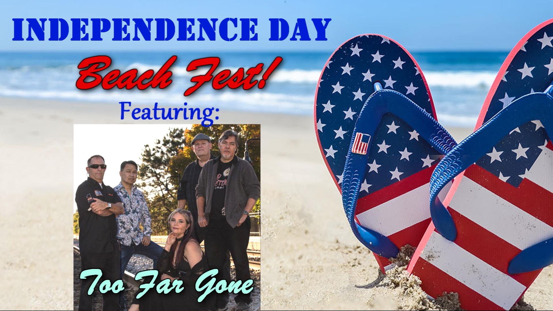 July 4th Beach Fest!
