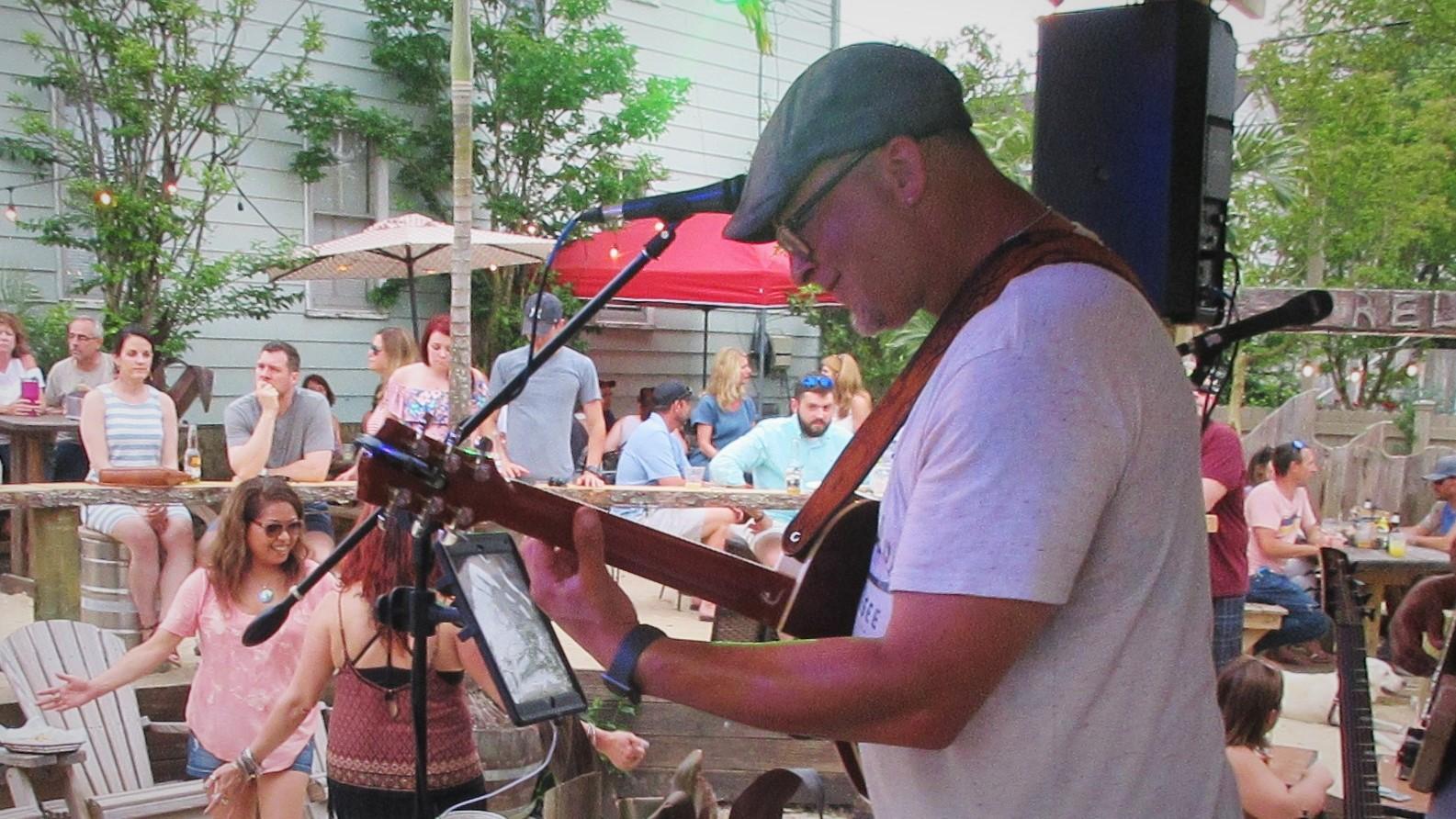 Sunday Funday w/ Chris Timbers Band!